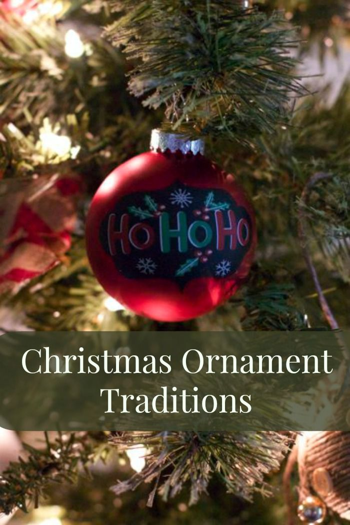 Create Christmas Ornament traditions in your home this holiday season and the best way to organize your chirstmas ornaments