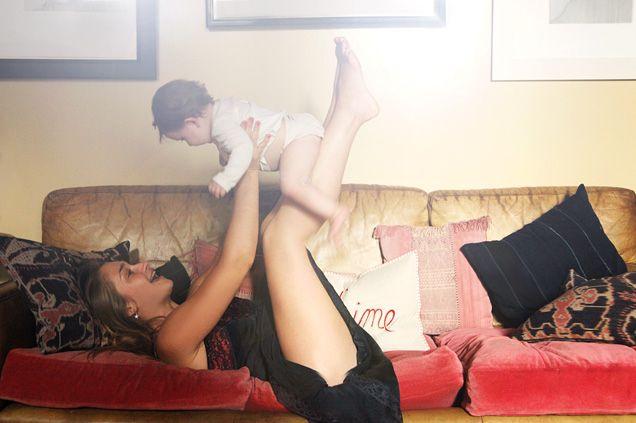 Artist/Actress Jemima Kirke's Brooklyn Heights Home