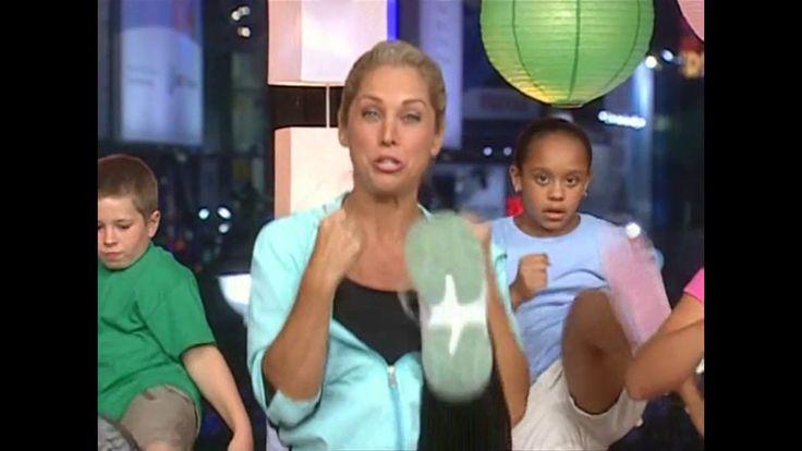 Дениз Остин: Упражнения для детей (часть 2)