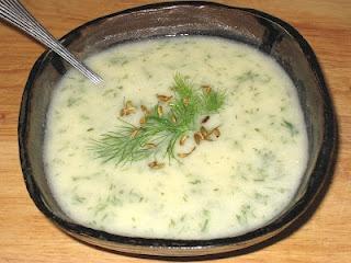 Retete vegetariene - Supa de chimen