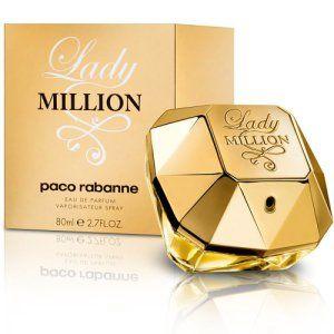 Lady Million 80ml Eau de Parfum Vaporisateur
