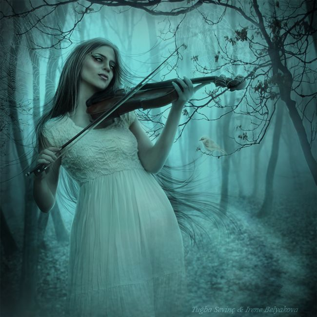 Melody of Solitude by Cocodrillo on DeviantArt