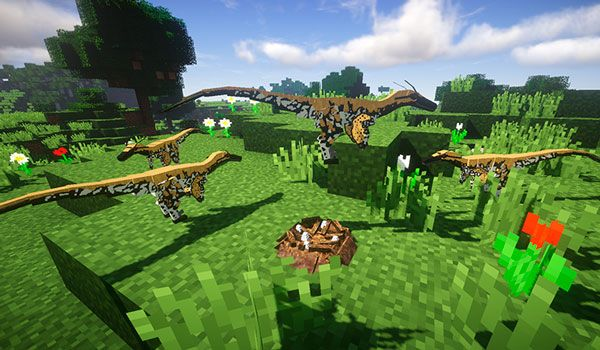 Pin En Minecraft Mods