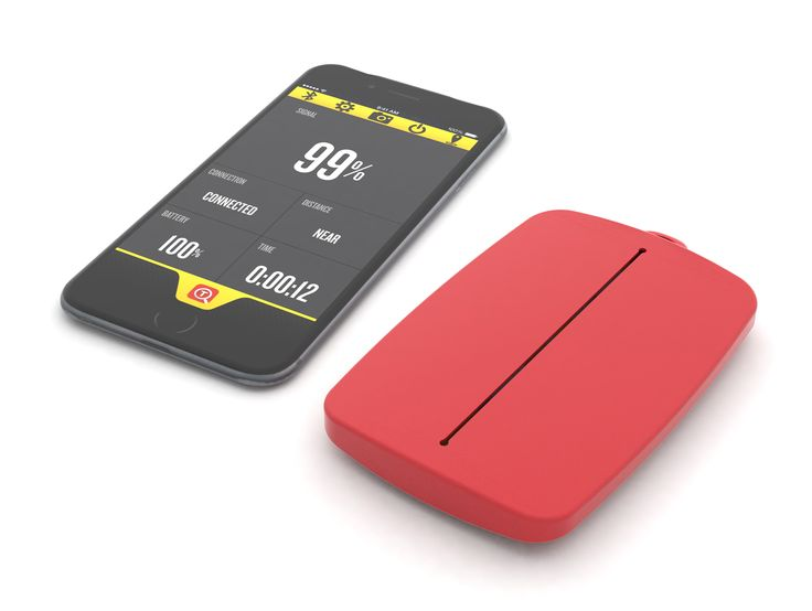 TRACE IT WALLET (MB5095) A Bluetooth Tracking device with money and cards holder. Compatible with a free app for your smartphone or tablet (iOS and Android). www.pslcanada.com