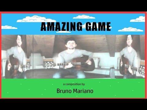 Bruno Mariano - Amazing Game - YouTube