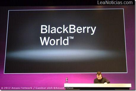 """BlackBerry actualizó su tienda de apps, ahora se llama """"Blackberry World"""" y tiene nuevo diseño - http://www.leanoticias.com/2013/01/21/blackberry-actualizo-su-tienda-ahora-se-llama-blackberry-world-y-asi-se-vera/"""