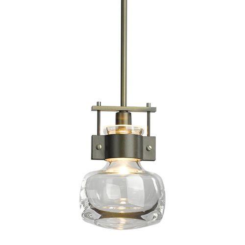 cuff mini pendant light by hubbardton forge 2modern browse mini pendant orange