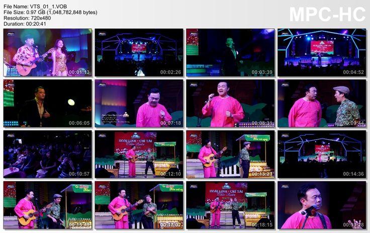 Hài Tết 2015 : Live Show Hoài linh Chí tài : Chào Xuân