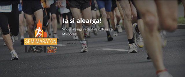 Semimaratonul Iaşi 2015: Zece copii excepţionali din mediul rural vor merge şi anul viitor la şcoală!