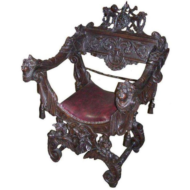 34 besten Savonarola Scheren Stuhl Bilder auf Pinterest   Antike ...