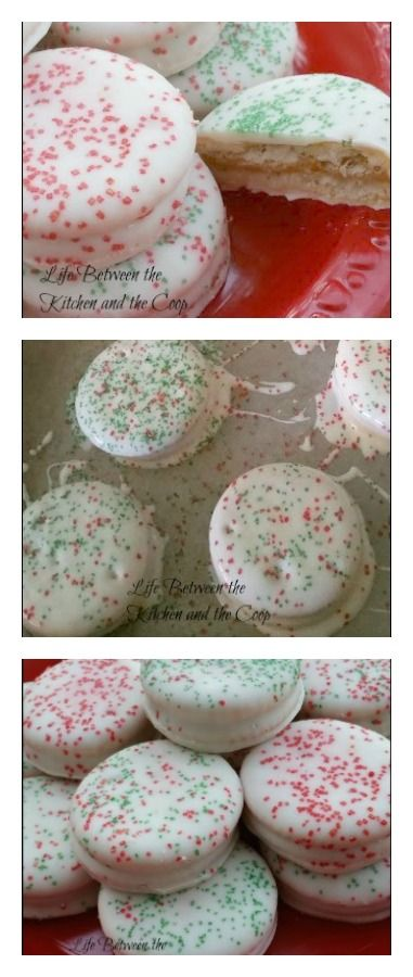 I want to share with you how to make these Christmas Almond Bark Peanut Butter Cookies! They are DELICIOUS! I LOVE the combination of sweet and salty! They never last long at our house! With only 3 ingredients, I can't think of an easier holiday treat! CLICK THROUGH NOW to see how to make them!