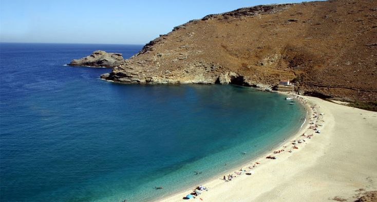 Οι 10 καλύτερες παραλίες της Άνδρου
