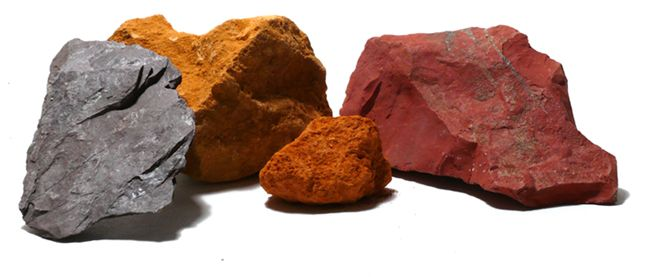 Raw Sienna Earth Pigments: With addition of raw ochre pigment to the clay body will produce subtle variations to celadons of jade like character.