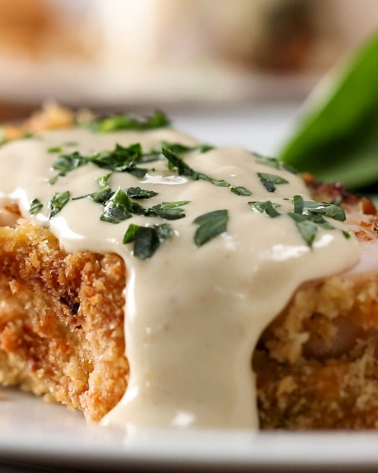 Crispy Baked Chicken Roll Recipe by Tasty