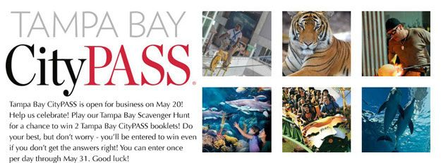 Contest for CityPass.