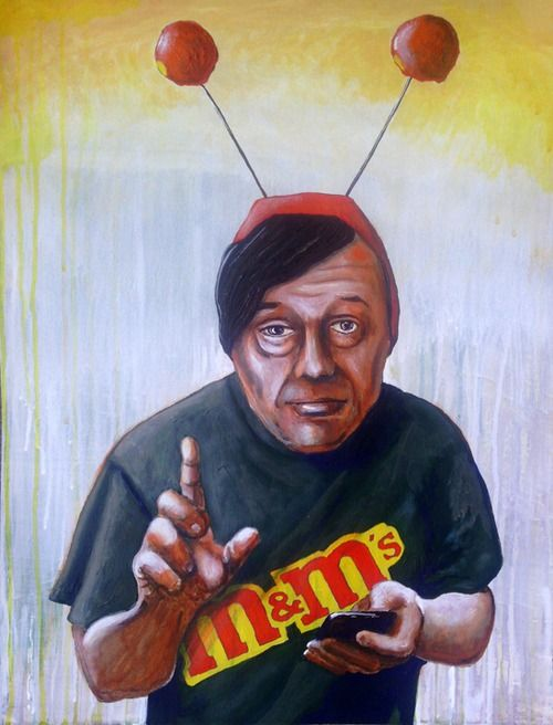 gabrielnavar:Chespirito  In memory of beloved Mexican screenwriter, actor, comedian, film director, television director, playwright, songwriter, and author Roberto Gómez Bolaños aka Chespirito. He will live forever in our hearts through the iconic characters he created and portrayed: El Chavo del Ocho, El Chapulin Colorado, La Chilindrina, Kiko.  Chespirito died Nov 28, 2014 of heart failure in Cancún, Quintana Roo, he was 85 years old.