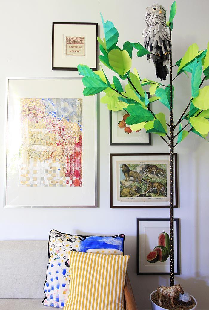 A Home Full of Creativity and DIY Design | Design*Sponge