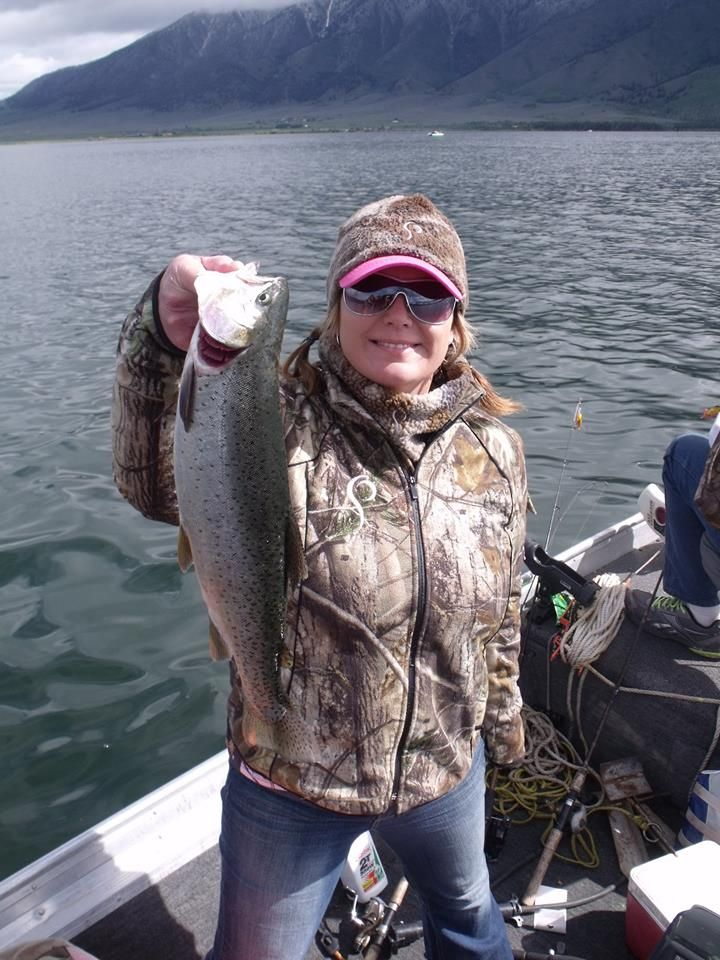Prois hunt staffer shannon rasmussen proiswasthere for Henrys lake fishing