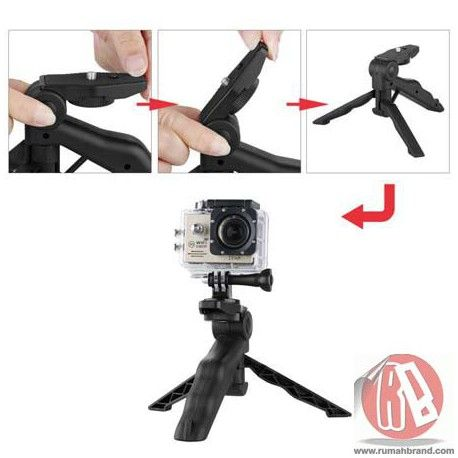 Mini Portable Tripod (H-10) @Rp. 49.000,-  http://rumahbrand.com/aksesoris-hand-phone/796-mini-portable-tripod.html  #flexiblytongs #flexibly #tongs #rumahbrand #tongsis #perangkat #perangkathandphone #handphone #aksesoris #aksesorishp #hp #foto #traveltools #jalanjalan #rumahbrandotcom #jalan #camera #selfie #camerafoto #accessories #handphoneaccessories #picture #smartphone #tablet #layzpod #android #foldabelmonopod #tongsislipat #tongkatnarsis