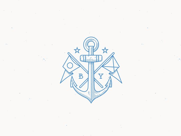 Rejected Anchor Logo by Mathias Temmen