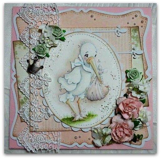 Magnolia cards by Barbara GR: Marvelous Magnolia Challenge