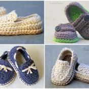 Found pattern on Craftsy Super Pack $5.50 Lil Loafers Super Pack - via @Craftsy