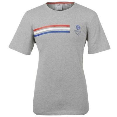#Official adidas olympics #london 2012 team gb logo men's t- #shirt, size: l, xl,  View more on the LINK: 	http://www.zeppy.io/product/gb/2/120964020891/