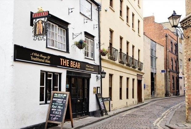 Where to Drink: Oxford Pubs  (Ale, Beer, Britain, British, English, Food, Lager, Oxford, Pub Food, Pubs, UK, United Kingdom)