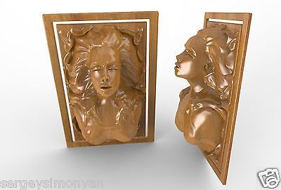 3d stl model for cnc 044 router engraver #carving #machine relief #artcam,  View more on the LINK: http://www.zeppy.io/product/gb/2/131683895998/