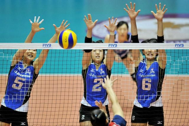 Information about each volleyball position and what they are expected to do on the court.