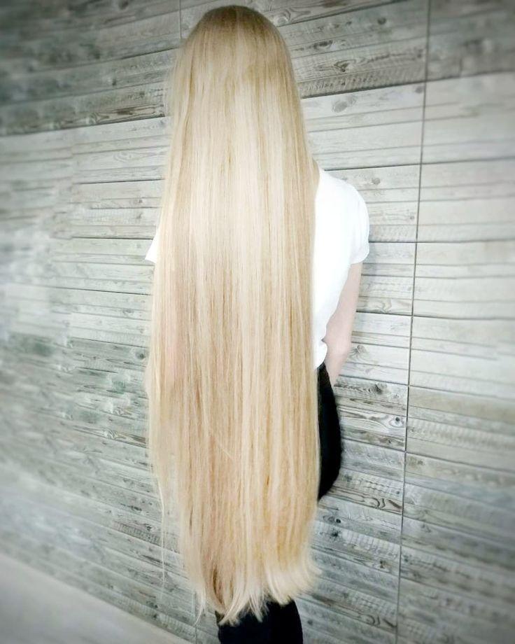 очень длинные светлые волосы картинки это общее