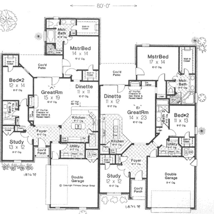 65 Best Townhouse Duplex Plans Images On Pinterest