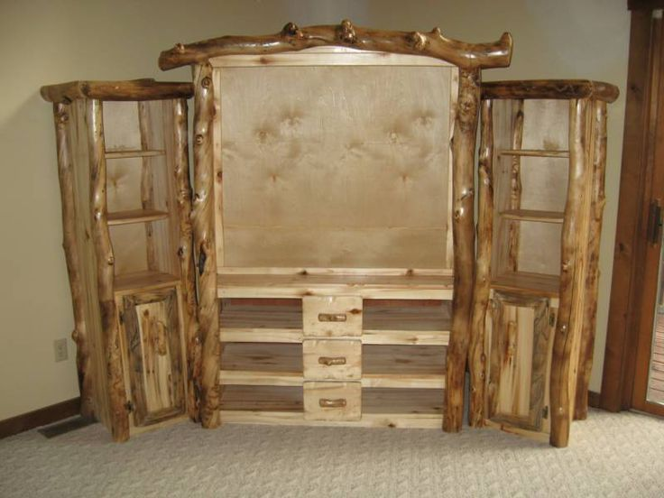 68 Best Images About Rustic Entertainment Centers On