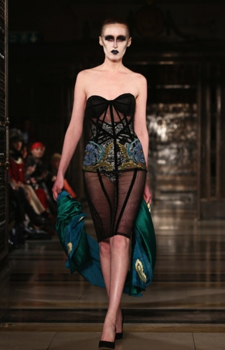 London Fashion Week Ziad Ghanem