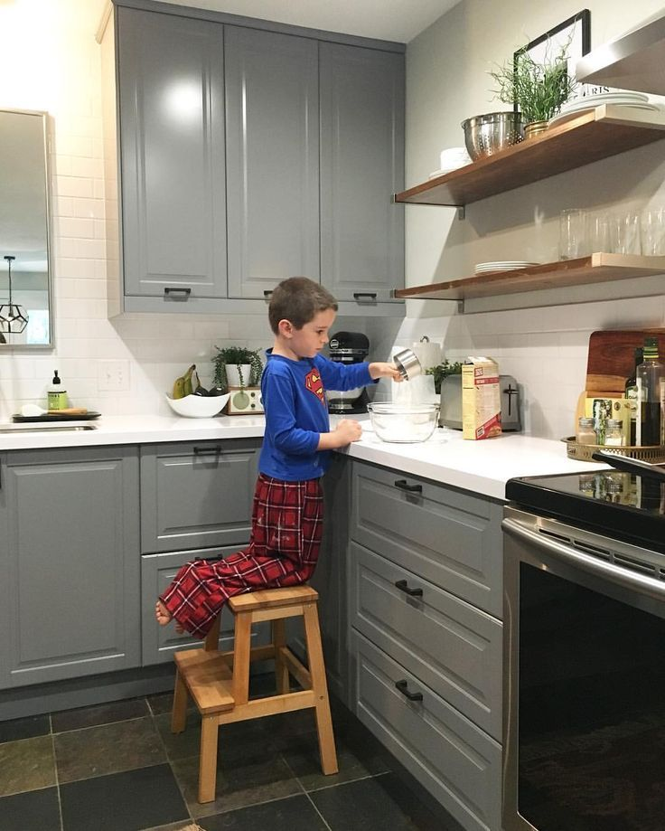 Die Besten 25 Bodbyn Grey Ideen Auf Pinterest Grau Ikea Kuchenschrankedesignindisch Ontopofkitchencupboarddecor Kuchensch In 2020 Ikea Kuchen Ideen Kuche