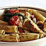 Pasta al finocchietto selvatico e pomodorini di Pachino in Ricette Primi piatti siciliani