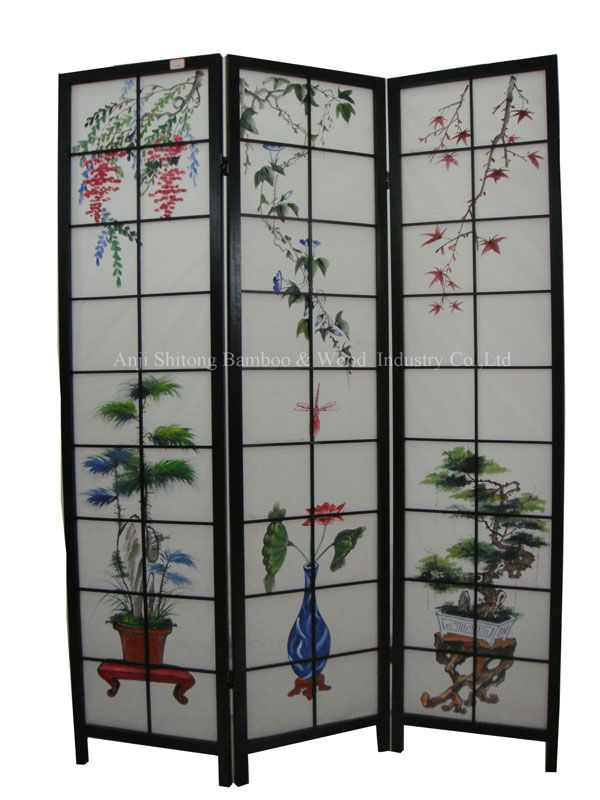 Room Divider with Solid Bottom (SJ-8119) - China Folding Screen,Room - Best 25+ Japanese Room Divider Ideas On Pinterest
