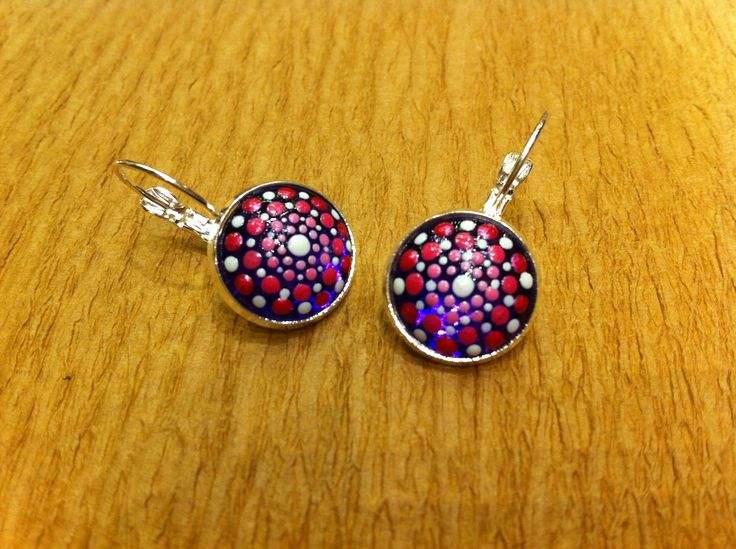 You can win these earrings in my Huge Holiday Giveaway!!! For more information please visit: www.facebook.com/chloedotillism