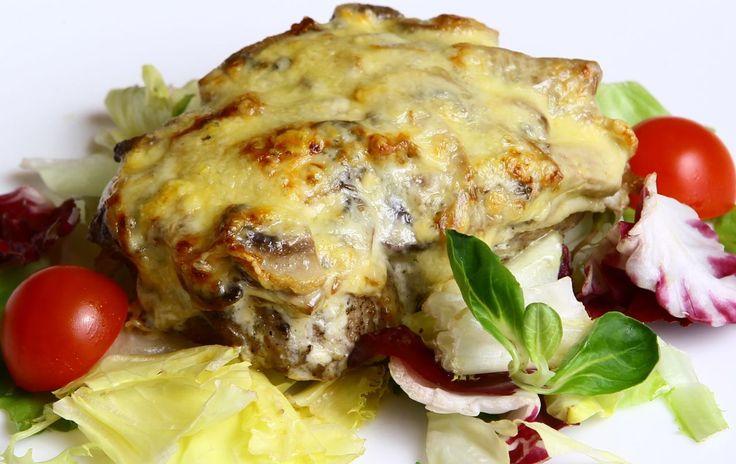 Chicken in French