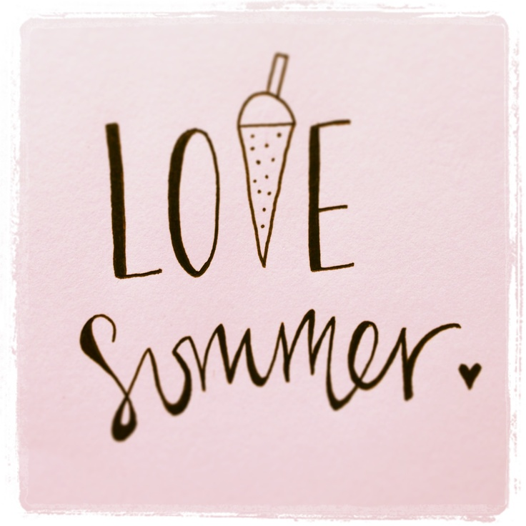 Love summer ~ linseymouse