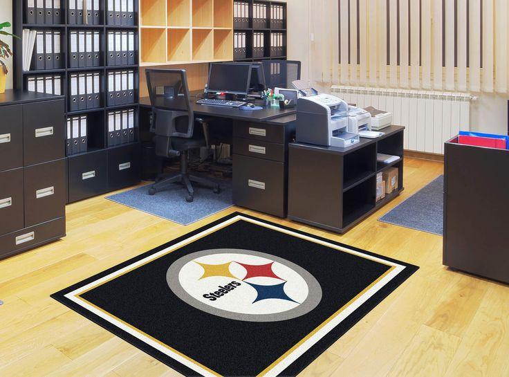 Buy Pittsburgh Steelers Logo Rugs Online