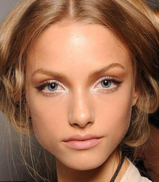 Make up luminoso per tutti i giorni