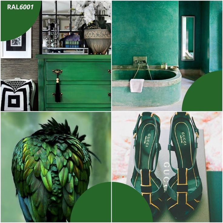 Renner, verde smeraldo Ral 6001