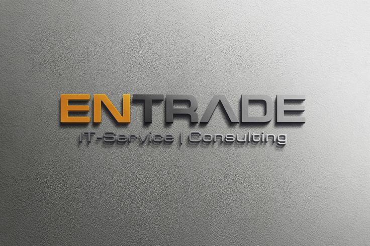 Brand Identity for Entrade  Logo and Statinary Design for German sale of software products company.  Логотип и корпоративный дизайн для немецкой компании, занимающейся продажей программного обеспечения.  http://entrade-online.de/  #logodesign #logo #identity #stationary #stationarydesign #branding #brandidentity #corporatestyle #design #graphicdesign #logodesigner #adobe #graphicdesigner #ryashin_com