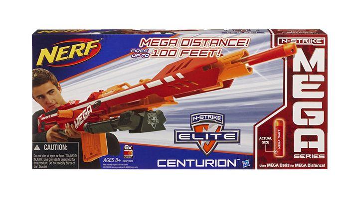 Best Nerf Rifle: Nerf N-Strike Mega Centurion