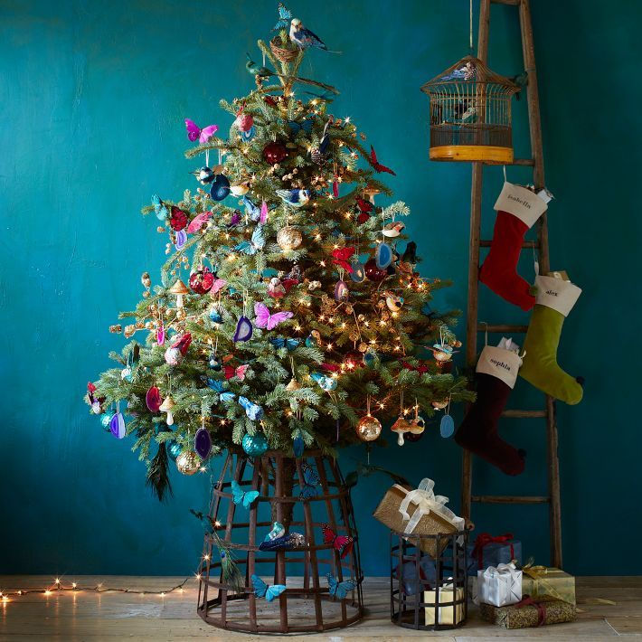 West Elm Christmas Tree Rainforest Islands Ferry