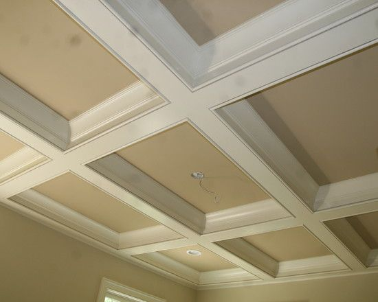 Coiffered Ceiling Design, Pictures, Remodel, Decor and Ideas - page 4 LOTS of ideas!!!!!