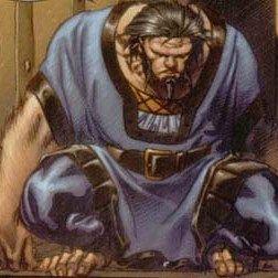 "Henry McCOY   Earth 311   ""Hank McCOY"" (The BEAST)   Marvel 1602#2 (2003)   One DAY One HERO"