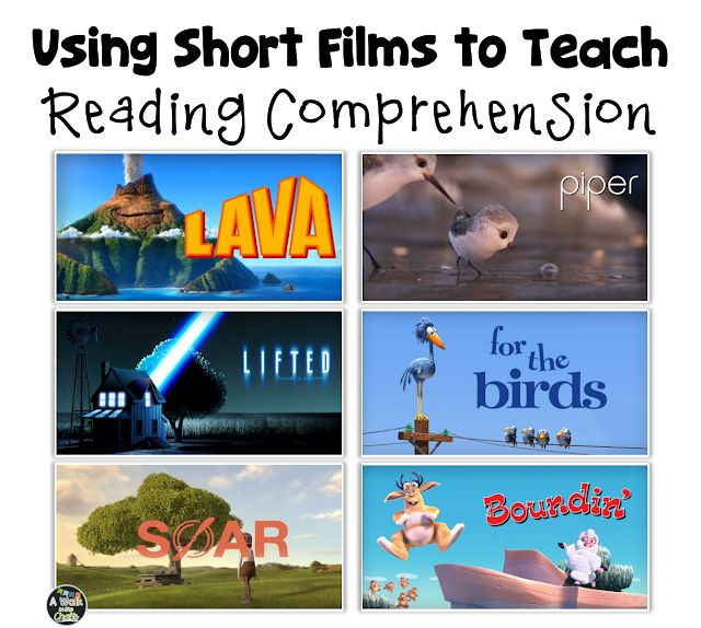 Teach Reading Comprehension Skills Using Short Films
