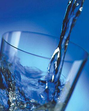 Alkaline water info